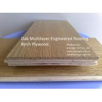 Quality White Oak Engineered Flooring wholesale