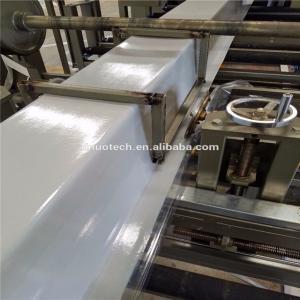 China Intelligent Automatic FRP fiberglass rain gutter production line/FRP sheet making machine on sale