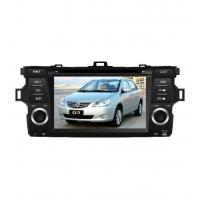 Quality BYD G3 Car GPS Based Navigation System Support Bluetooth A2DP RDS wholesale