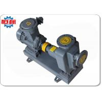 Quality Centrifugal Self Priming Pump Sewage Waste Water Transfer Pump wholesale