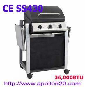 Quality BBQ Griller 3 burner wholesale