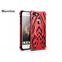 Cheap Stylish Compact Shockproof Iphone 7 Cases Comfortable Grip Easy Installation for sale