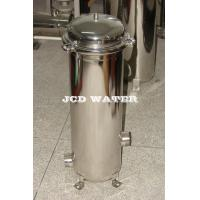Quality Stainless Steel Cartridge Filters For Swimming Pools , High Pressure wholesale