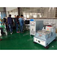 Buy cheap Vertical and Horizontal Slip Table  Vibration Testing Equipment with MIL-STD Standard product