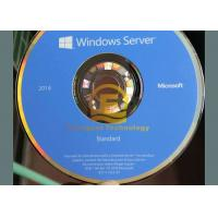 Buy cheap Original Windows Server 2016 OEM Data Center CD DVD Version P7306165U2 from wholesalers