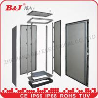 China electrical box assembly/knock down electrical steel box on sale