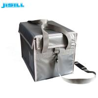 Quality Keep 2-8 Degrees 72 Hours Vacuum Insulated Material Cooler Box For Medical Transport wholesale