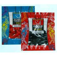 Quality Fast Food Zip Lock Plastic Bag , Food Grade PP Standing Pouch wholesale