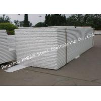 Quality Insulated Waterproof Corrugated EPS Sandwich Panels Heat Resistant Wall Panel wholesale