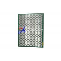 China Oil Drilling Fluids Brandt VSM 300 Shaker Screen For Mud Cleaner on sale