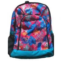 China Backpack Polyester Primary School Bag , Washable Primary Book Bag on sale