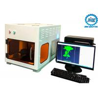 Quality Air Cooling 3D Inner Laser Engraving Machine 3D Photo Engraving Machine wholesale