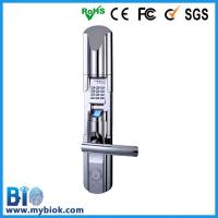 Quality High Storage Biometric Fingerprint Door Lock with LCD Display Back Lock Bio-LE211 wholesale