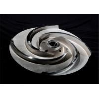 China Impeller Stainless Steel Precision Casting Silica Sol Investment Casting Pump on sale