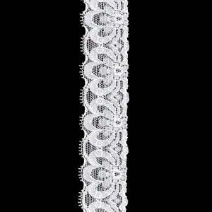 China nylon90% & spandex10% fashion raschel lace trim on sale