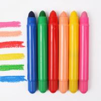 Quality Highlighter Crayon, Promotional Non-toxic Wax Crayon wholesale