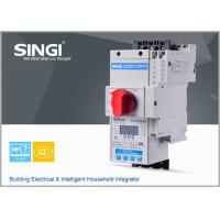 Quality SWCPS Series Fire Isolation Air Circuit Breakers  , Control Protective Switch CPS wholesale