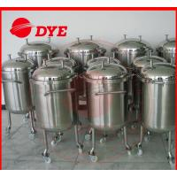 Quality DYE 250 Gallon Cylindro Conical Fermenter 50Mm - 80Mm Insulation wholesale