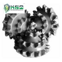 Quality Miled Button IADC642 TCI Roller Tricone Rock Drill Bits Conical Tungsten Carbide Hard Rock wholesale
