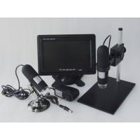 Quality Digital microscope AV output 2MP 800X with LCD screen wholesale