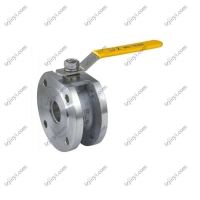 Quality Stainless steel clamp type ball valve with ISO5211 mounting pad wholesale