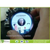 """Quality IPS View Angle Small Lcd Display Screens , 2.1"""" Spi Lcd Screen 480 * 480 Resolution wholesale"""