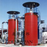 Quality Automatic Gas Fired Vertical Thermal Oil Boiler High Efficiency ASME Standard wholesale
