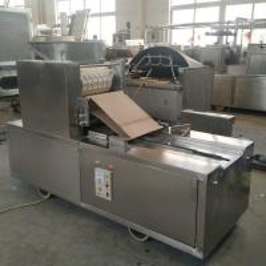 Eco - Friendly Bakery Biscuit Machine 100-200 Kg/H