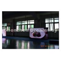Buy cheap Indoor Full Color LED Display of PH4 mm High Refresh Rate with MBI5252 IC from wholesalers