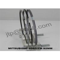 Buy cheap Parts Of Mitsubishi Diesel Engine 4DR5 Piston Ring / piston / pin with high quality from wholesalers