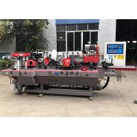 Buy cheap Custom Six Head Moulder Highly Efficient Inverter Feeding For Furniture from wholesalers