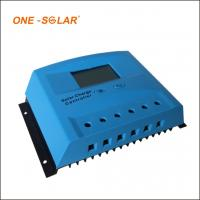 FCC / CE Solar Charger Controller 60A for solar power system PWM or MPPT