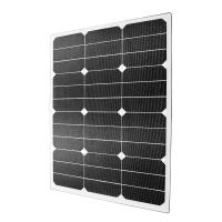 Quality 160W 18 Volt Lightweight ETFE Flexible Solar Panels TPT Back Sheet With PCB wholesale