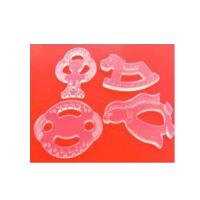 Quality custom desigh silicone baby teether  ,cheap price silicone baby teethers wholesale