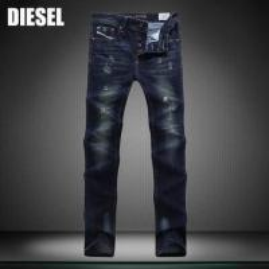 Quality Wholesale Men's top designer leisure long trousers fashionable pants male's branded jeans wholesale