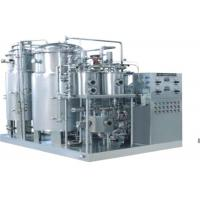 Quality Cola or Sprite Soda Drinks Mixer Carbonated Beverage Processing Equipment for Filling Plant wholesale
