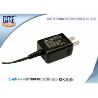 Quality OEM ODM 12v Switching Power Adapter , ac dc switching adapter with 2 Years Warranty wholesale