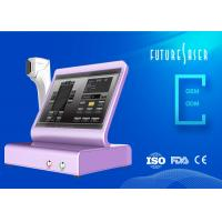 Quality Anti Aging Home Hifu Machine 3mm - 6mm Standard Handpieces Fast Access wholesale