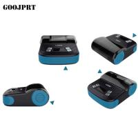 Quality Color Style Top Rated Wireless Printers , Mobile Thermal Printer Long Lifetime wholesale