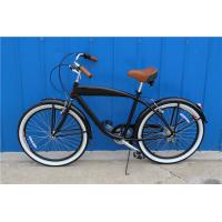 Quality Tianjin manufacture new design OEM  26 inch beach cruiser bike with Shimano 6/7speeds wholesale