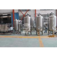Quality Complete ultra filtration Mineral Drinking Water  making machine wholesale