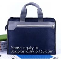 Quality Large Water Resistant File Storage Silicone Coated Non-Itchy Fiberglass Money Bags Safe Fireproof Document Bags With wholesale