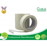 Quality Low Adhesive White Colored Masking Tape 3M Length Single Side wholesale