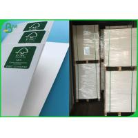 Quality 65 * 100 CM High Glossy Coated Art Board Paper With 80GSM 90GSM 100GSM 105GSM wholesale