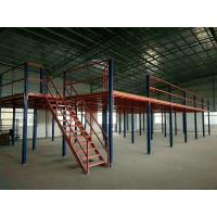 China OEM Heavy Duty Mezzanine Floor For Garment Fabric Storage Loading Capacity 1000 KG on sale