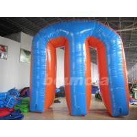 Quality M Millennium Inflatable Paintball Bunker with Durable Plastic Ground Stakes wholesale