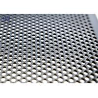 Quality 1mm Hole Galvanized Perforated Metal Mesh Decoration Screen Door Mesh wholesale