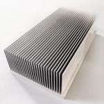 Quality Heat Sink Radiator Industrial Aluminum Profile Al 6063 T5 For Electric Appliances wholesale