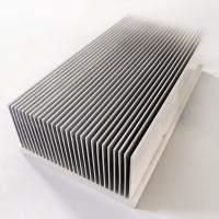 Quality Heat Sink Radiator Industrial Aluminum Profile Al 6063 T5 For Electric Appliances wholesale