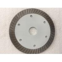 China White Hot Pressed Mid Turbo Diamond Saw Blade Granite Cutting Marble 4 5 Inches Size on sale